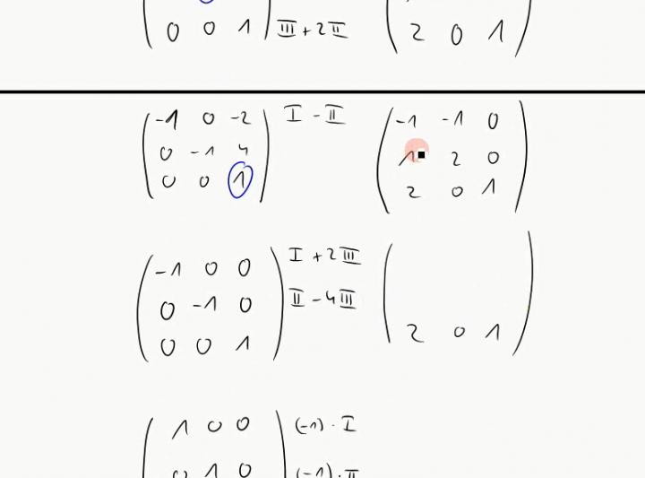 M2 2014-11-19 05 Invertieren einer Matrix