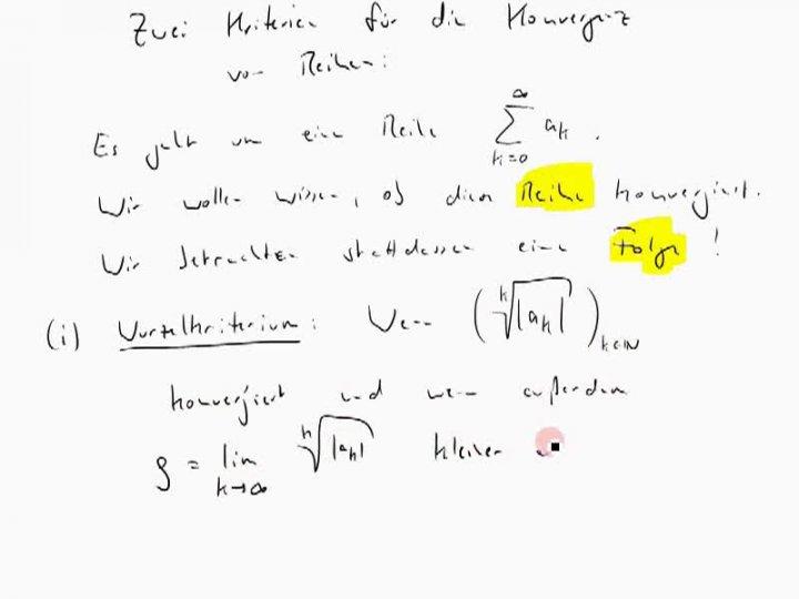 M2 2015-01-14 01 Wurzel- und Quotientenkriterium