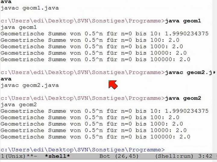 M2 2014-06-11 06 Landau-Symbole, Komplexitätsanalyse von Algorithmen