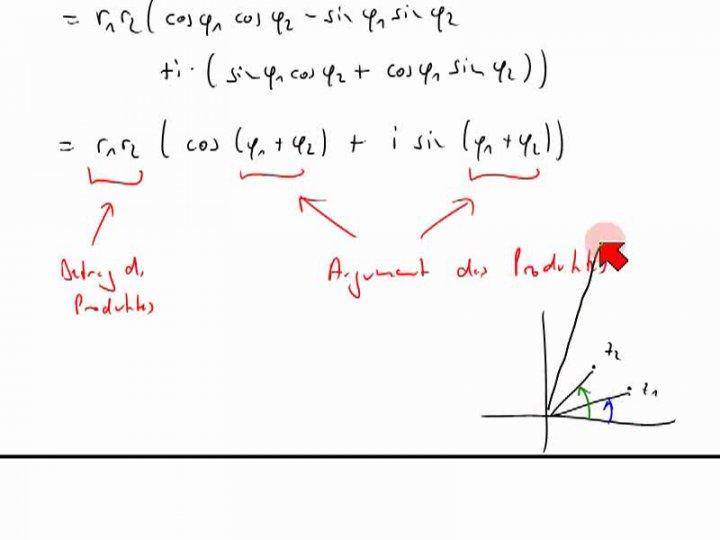 M2 2014-04-04 10 Geometrische Interpretation der komplexen Multiplikation
