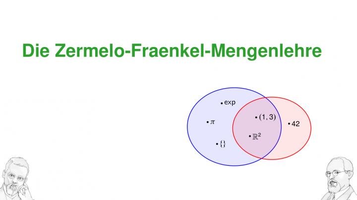 DD 2018-08-29 01 Das Zermelo-Fraenkel-Axiomensystem der Mengenlehre (ZF)
