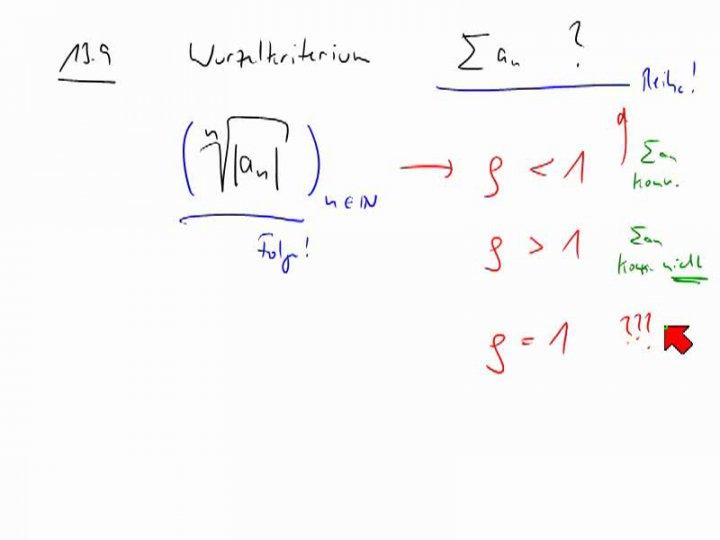 M2 2013-12-18 02 Wurzel- und Quotientenkriterium