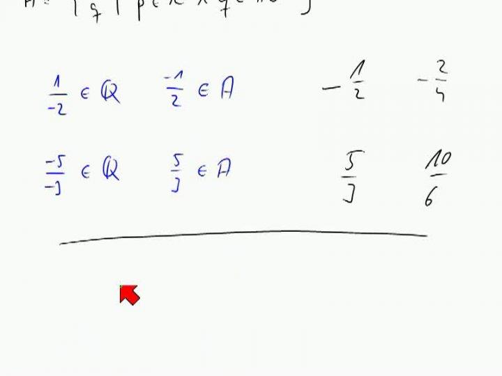 M1 2013-11-06 02 Beschreibende Mengenschreibweise, Fortsetzung