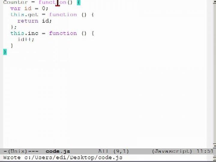 MINF 2014-03-18 09 Teilweise Lösung der Stundenübung zu Objekten