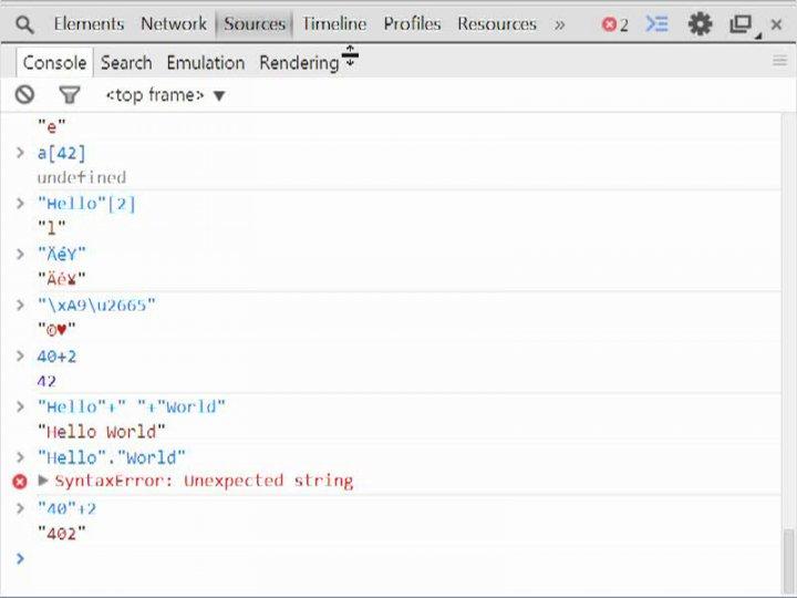 MINF 2014-03-11 05 Javascript - Typkonvertierung
