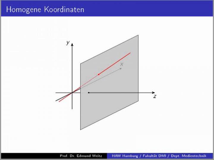 M2 2017-06-12 07 Homogene Koordinaten: Idee
