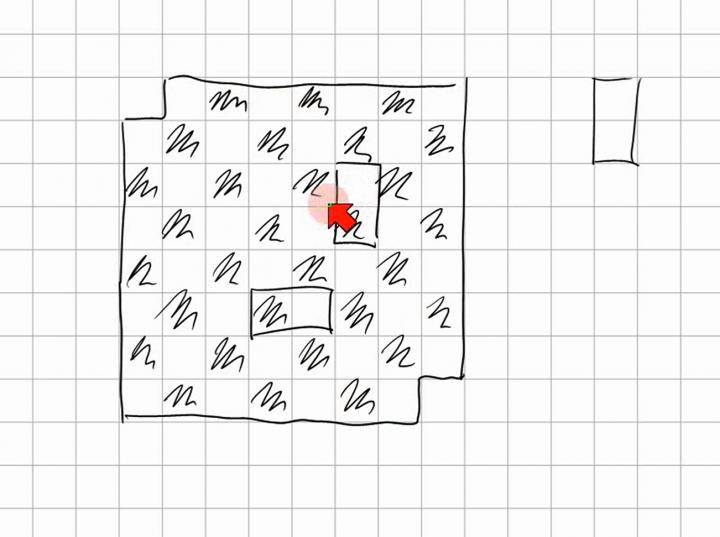 TI 2013-12-19 01 Schachbrett mit Dominosteinen bedecken