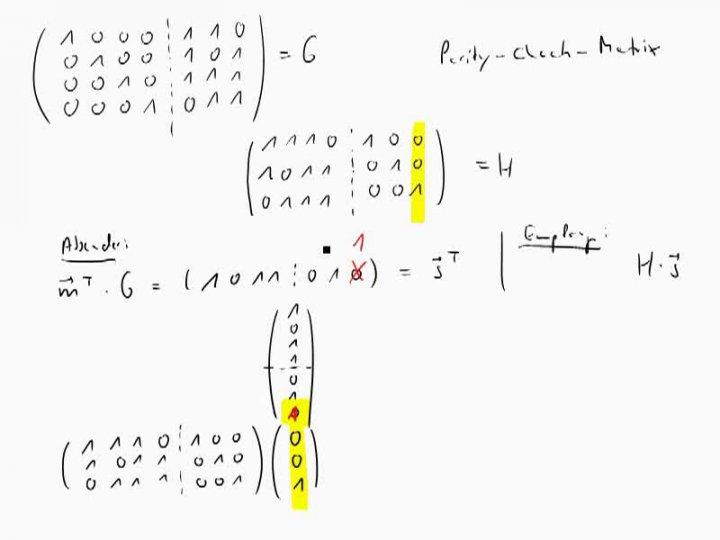 M2 2014-11-26 04 Anwendung - Hamming-Codes