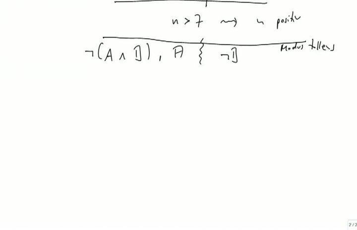 M1 2013-09-25 02 Logisches Schließen, logische Verknüpfungen in Programmiersprachen