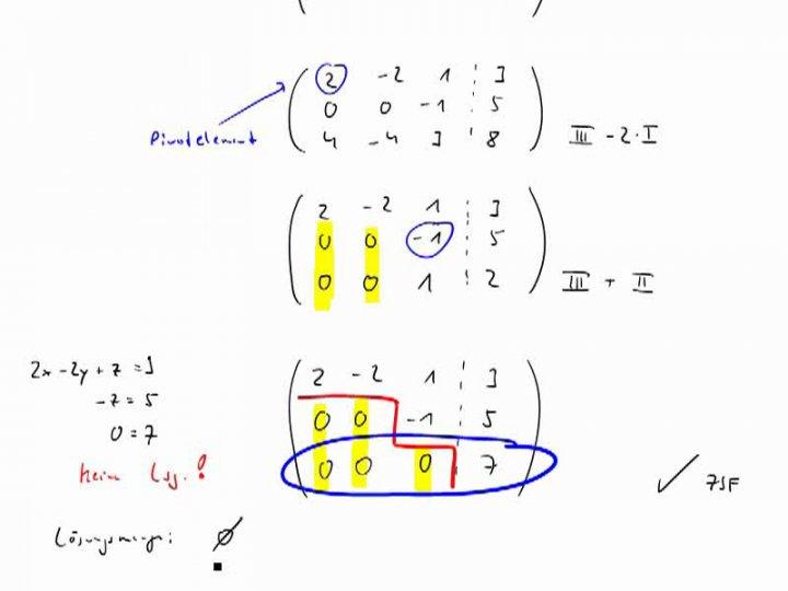 M2 2017-05-08 04 Lösungsmengen von linearen Gleichungssystemen