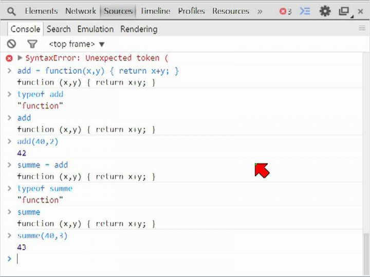 MINF 2014-03-11 07 Javascript - Funktionen