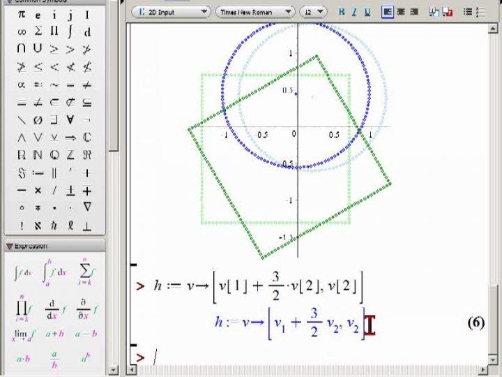 M2 2014-04-25 03 Visualisierung solcher Abbildungen