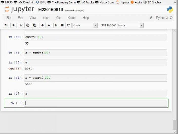 M1 2016-09-19 04 Python: Funktionen