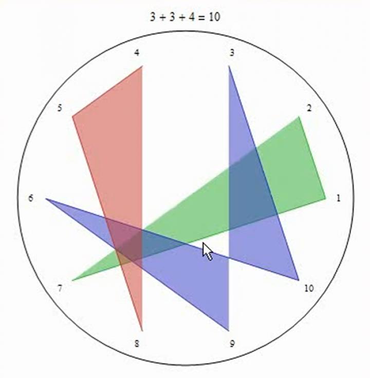 M2 2014-03-28 09 Visualisierungen von Permutationen und Permutationen in Maple