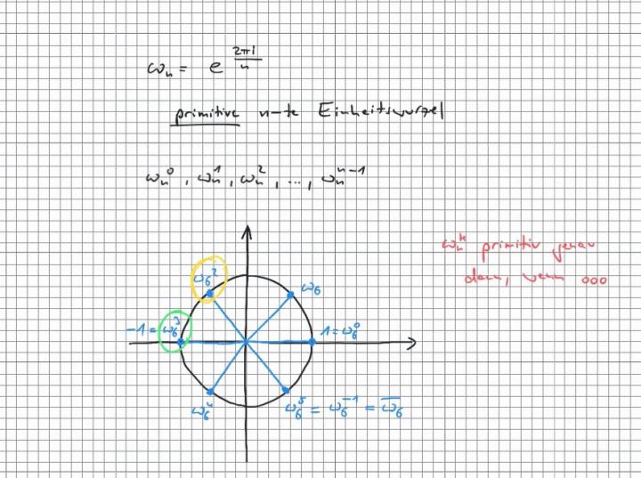 M3 2017-12-28 01 Komplexe Einheitswurzeln