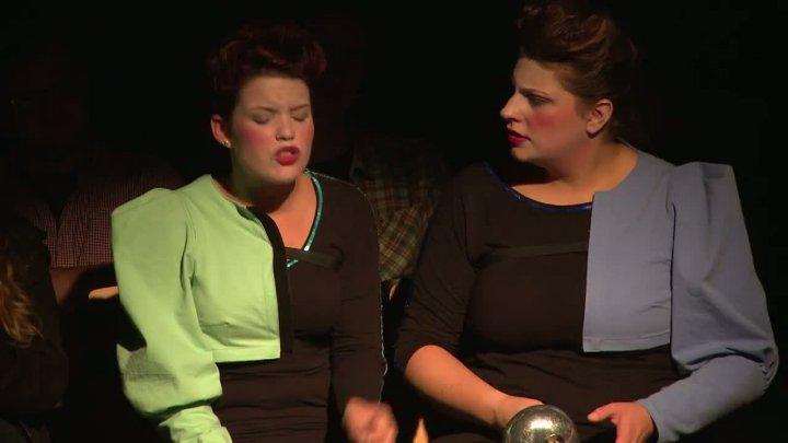 Romeo und Julia frei nach Shakespeare im ProLab WS13/14 in Kooperation mit der Schaupielschule Frese