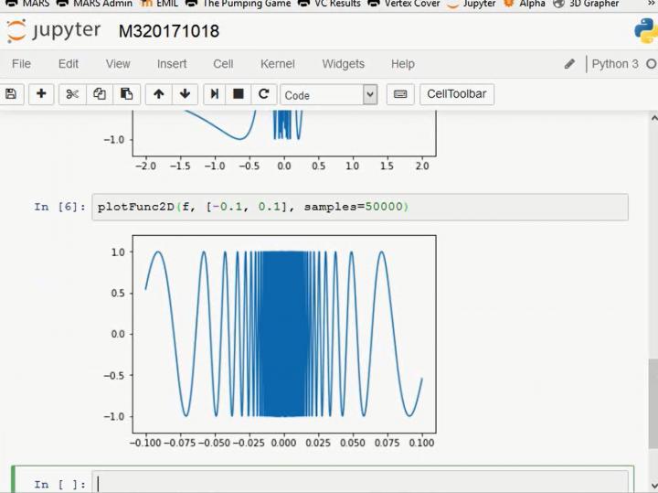 M3 2017-10-18 01 Grenzwerte von Funktionen