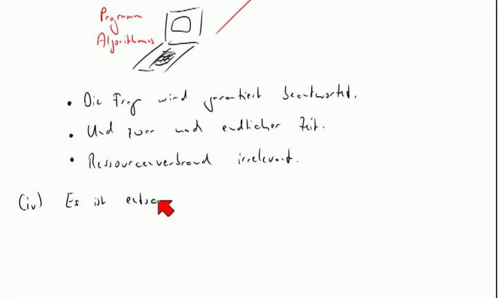 TI 2013-10-24 02 Entscheidbarkeit, Beispiele
