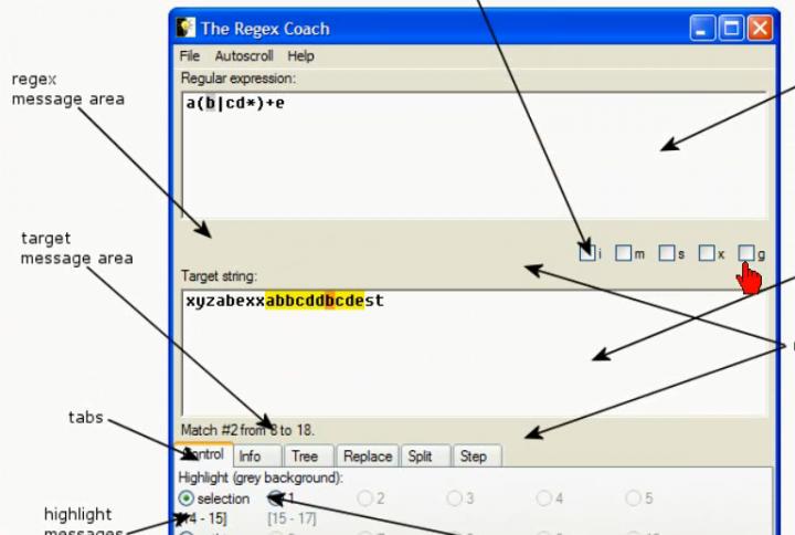 TI 2014-10-22 07 Anwendung - Reguläre Ausdrücke in der Praxis