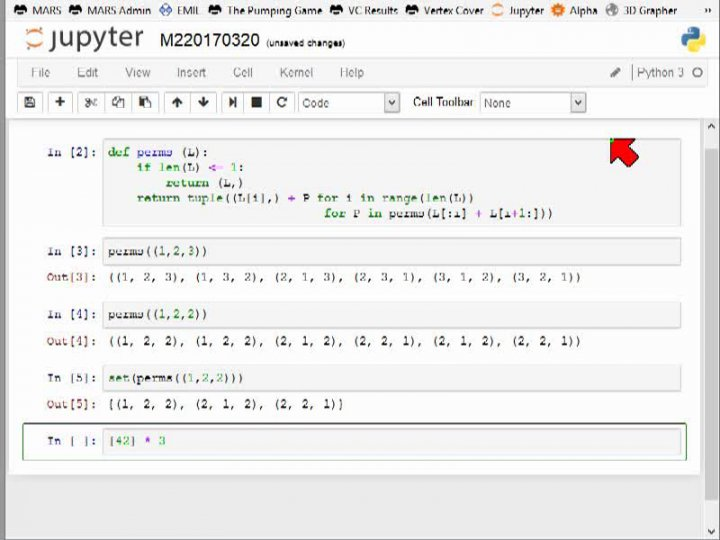 M2 2017-03-20 03 Kombinationen mit Wiederholungen in Python