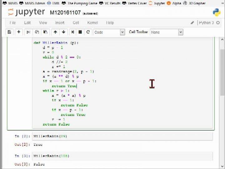M1 2016-11-07 02 Der Miller-Rabin-Test in Python
