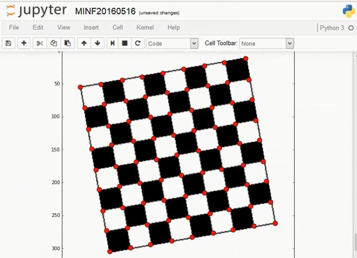 MINF 2016-05-17 01 Harris Corner Detector