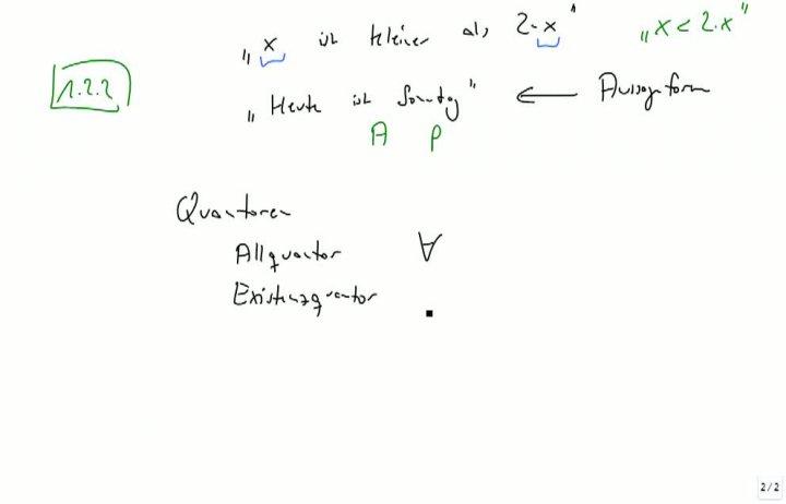 M1 2013-10-16 05 Prädikatenlogik, Quantoren