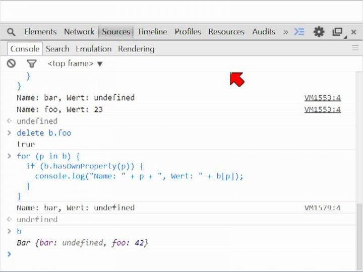 MINF 2014-03-25 03 Javascript - Weitere Eigenschaften von Objekten