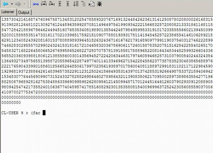 M1 2014-01-15 06 Beispiele für Rekursion in Java und Lisp [ohne Ton]