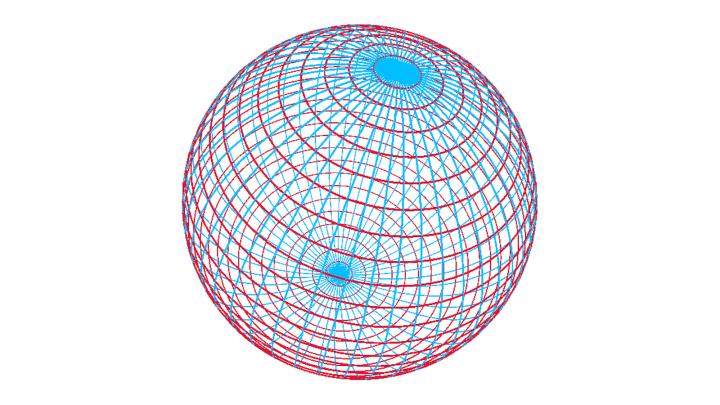 DG 2019-05-28 05 Parametrisierung einer Kugeloberfläche / Kugelkoordinaten
