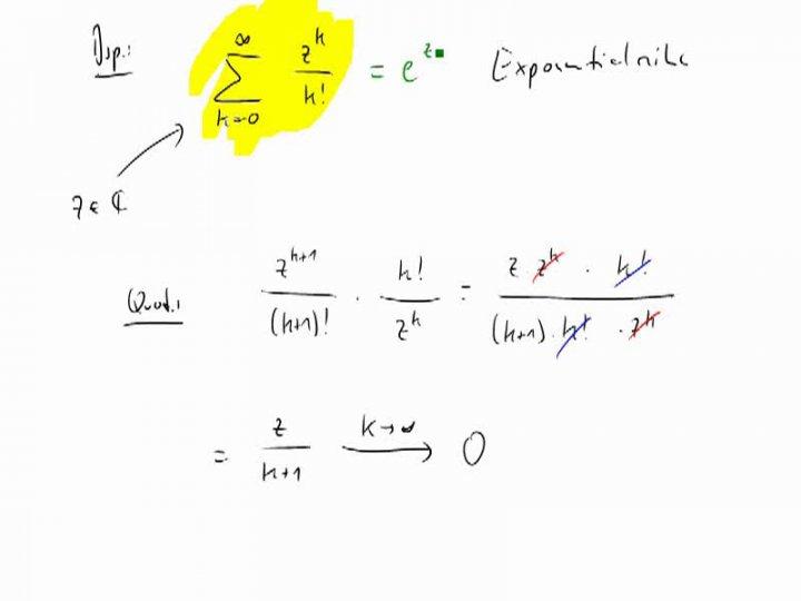 M2 2015-01-14 03 Die Exponentialreihe, noch mal