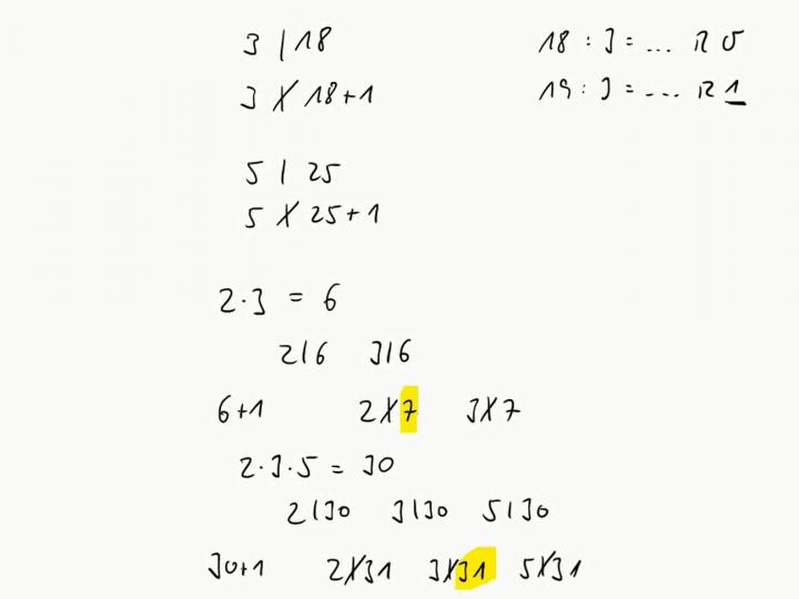 M1 2016-10-31 05 Der Satz von Euklid