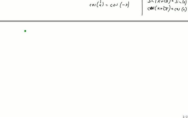 M2 2013-10-09 07 Fundamentalsatz der Algebra, algebraische Lösbarkeit von Gleichungen