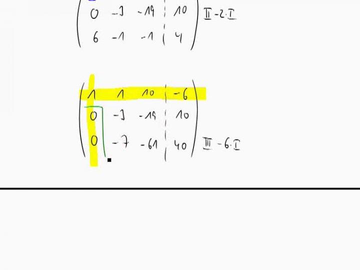 M2 2014-11-19 02 Der Gauß-Algorithmus - Beispiele