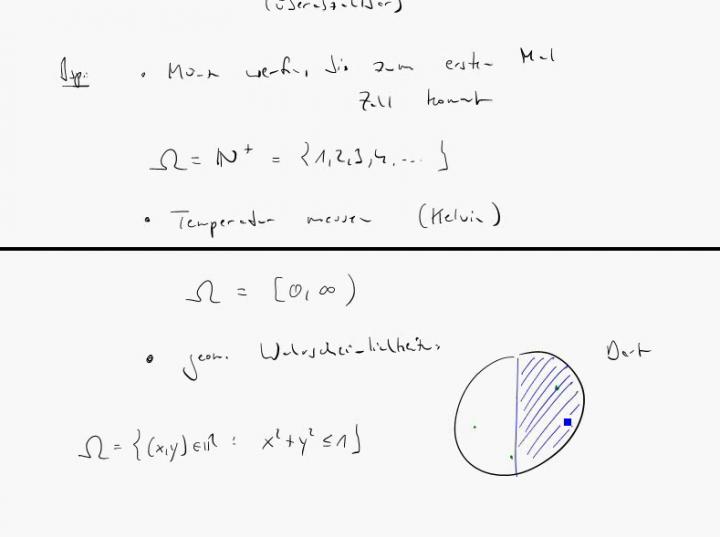 M4 2018-03-12 01 Wahrscheinlichkeitsrechnung - Ergebnisse und Ereignisse