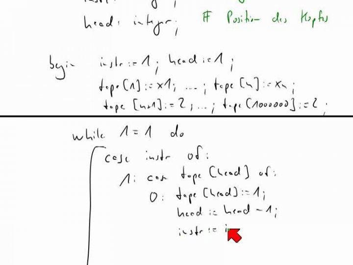 TI 2013-12-05 01 Konvertierung von Turing-Maschinen in TOLL-Programme