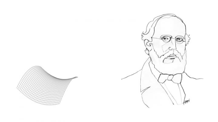 DG 2019-06-11 09 Riemannsche Metriken als Verallgemeinerung der ersten Fundamentalform