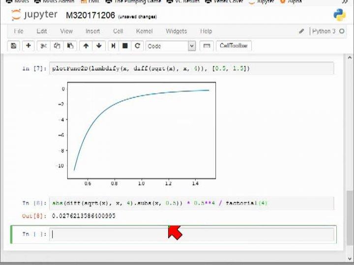 M3 2017-12-06 01 Restglied des Taylorpolynoms - Beispiel