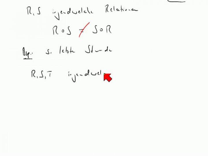 M1 2013-11-27 02 Komposition - Assoziativität und Kommutativität