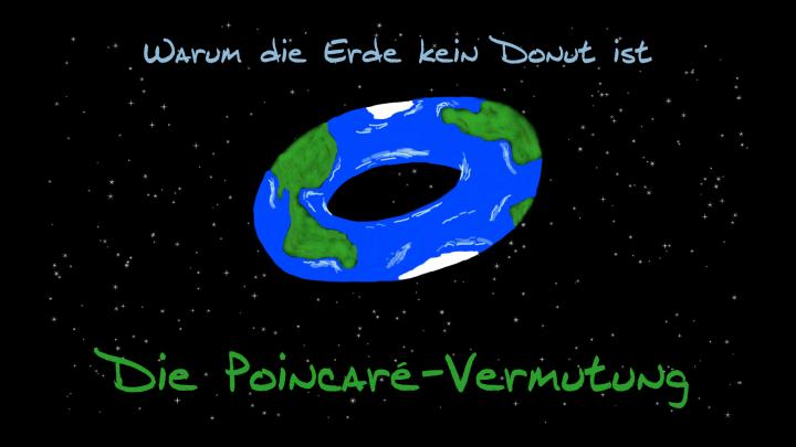 DD 2018-12-18 01 Die Poincaré-Vermutung (Teil 1, Weihnachtsvorlesung 2018)
