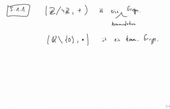 M2 2013-09-25 07 Beispiele für Gruppen