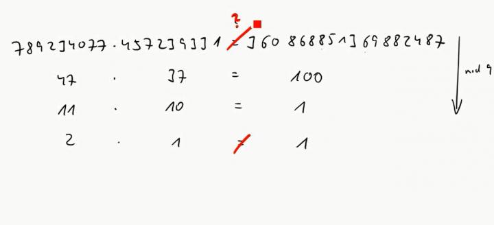 M1 2016-10-10 07 Anwendung - Probe bei der Multiplikation