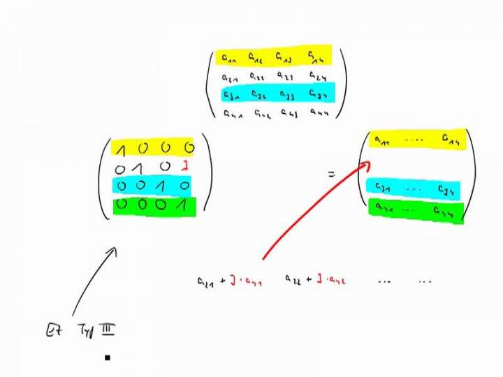 M2 2017-05-08 07 Elementare Zeilenumformungen als Matrixmultiplikationen