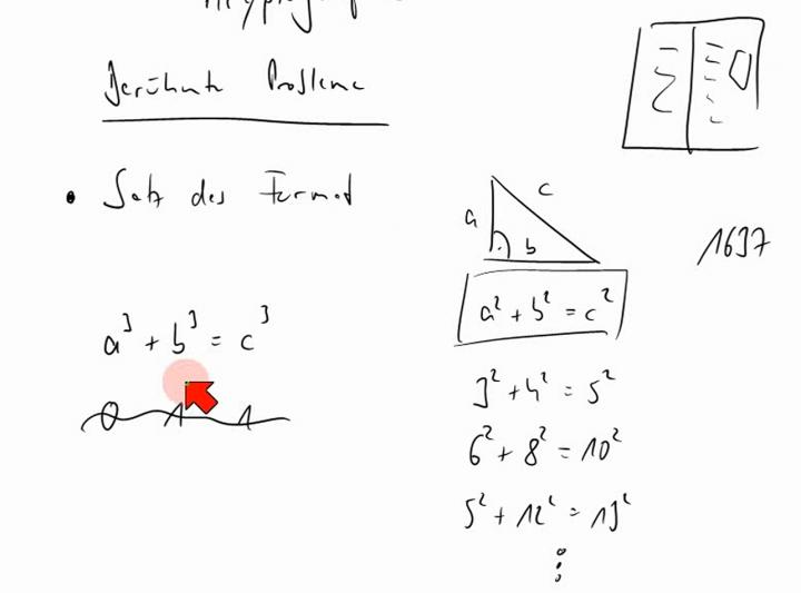M2 2014-03-12 01 Der Satz von Fermat
