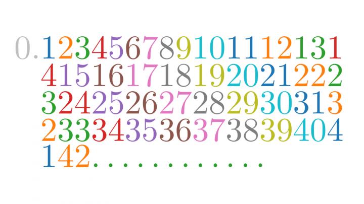 """EM 2021-02-11 01 Die Champernowne-Zahl - die """"erste"""" normale Zahl"""