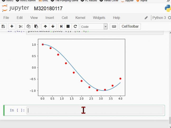 M3 2018-01-17 04 Numerisches Lösen von Differentialgleichungen: Eulerverfahren, Heun-Verfahren, Runge-Kutta