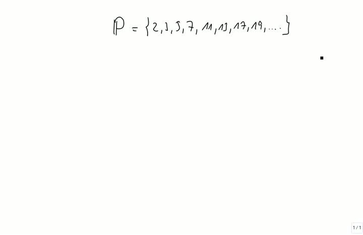 M2 2013-09-18 06 Primzahlen, Satz von Euklid