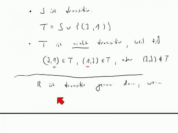M1 2013-11-27 03 Reflexivität, Symmetrie, Transitivität