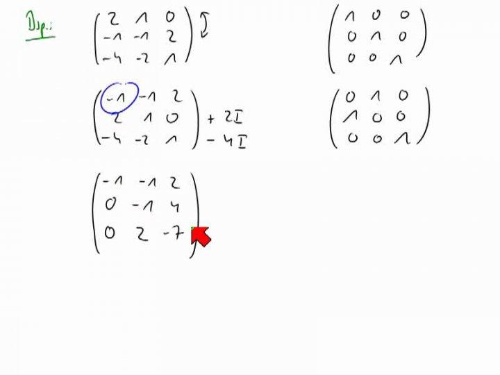M2 2014-05-07 10 Invertieren einer Matrix, noch ein Beispiel