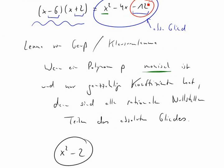 M2 2014-10-29 05 Das Lemma von Gauß (Klausurversion)